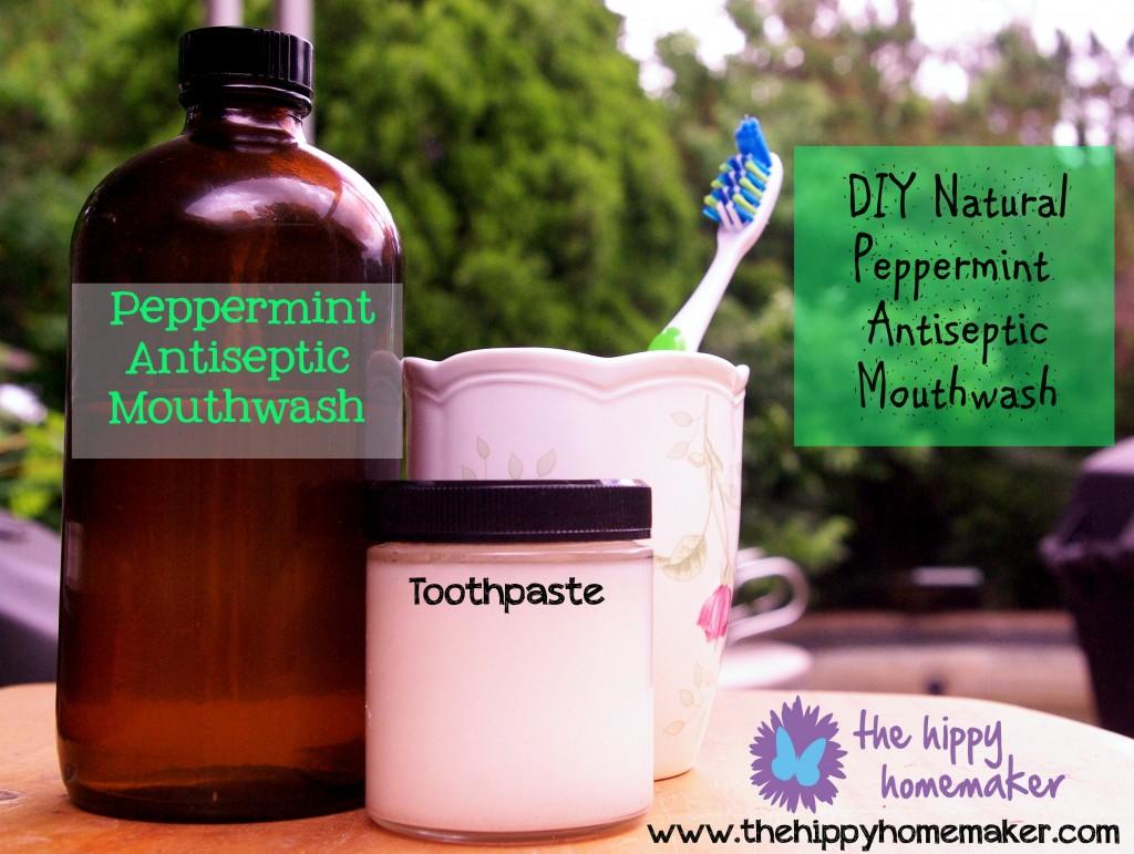 antiseptic mouthwash